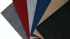 Carpet Tiles Peel and Stick 72 Square Feet Choice of Colors