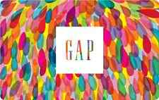 Gap Gift Card $25 $50 $100 - mail delivery