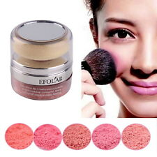 Women Cosmetic Cheek Makeup Blusher Soft Natural Blush Powder New HS