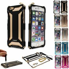 KANENG Transformers Aluminum Metal Frame Case Cover for iPhone 6 Plus 5.5 Inch