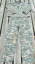 US Military Uniform ACU Army Combat Uniform TROUSER & JACKET Medium/Regular.