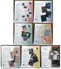 Creative Memories 8.5 x 11 Scrapbook Pages, Ruled Pages, Portrait Sleeves - NIP