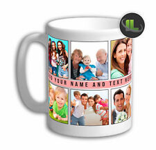 Personalised PHOTO COLLEGE Mug Add Your PHOTO and TEXT on Mug. Edit FOC-IL5980