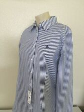 NWT BROOKS BROTHERS WOMEN'S CASUAL SHIRT/TOP NAVY/WHT SZ 2,6,8&16