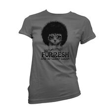 So Furresh and so clean clean shirt funny Afro cat t-shirt