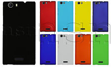 NSN's Hard Smooth Touch Back Case Cover For Micromax Canvas Nitro 2 E311