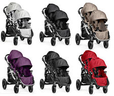 Brand New Baby Jogger City Select Stroller Double Pram 2015 - Free Second Seat!