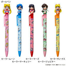Sailor Moon 20th Ball pen Top on Small Figures Sunstar  Bandai Pretty Soldier