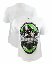 Metal Mulisha Gent White T-Shirt Medium large Xl XXL Motorcross MMA Skate Surf
