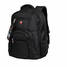 Men Women Laptop Backpack Computer Bag Waterproof Outdoor School bag SwissGear