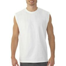 NWT Fruit of the Loom Men's Muscle Tee Size  46-48 XL