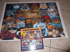 CATS AROUND THE WORLD JIGSAW PUZZLE 1,000 PIECES