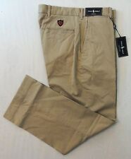 Polo Golf Ralph Lauren Shield Chino Classic Khaki Links Fit Pants 30 32 33 34