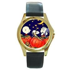SNOOPY CHARLIE BROWN LINUS HALLOWEEN WATCH 7 STYLES