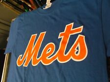 New York Mets Tee Shirt FREE POSTAGE  New Royal Blue