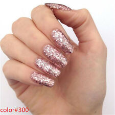 Candy Lover Hot Sale UV Gel Polish Nail Lacquer Glitter Manicure 10ML # 241-300
