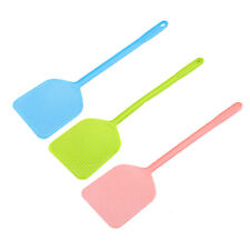3pcs Plastic Fly Swatter Bug Mosquito Insect Wasps Killer Swat Catcher 45cm