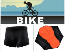 Hot Bike Cycling Bicycle Men Short Underwear Pants Cushion Pad Padded