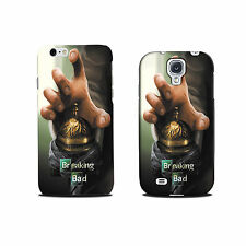 Breaking Bad Ding Heisenberg phone case fit samsung iphone i5 i6 s4 s5 i5c S6 S6