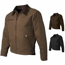 DRI DUCK Outlaw Boulder Cloth Winter Jacket with Corduroy Collar 5087