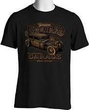 Rat Rod T Shirt Vintage Hot Rod Junk Yard Rusty Auto Parts Small to 6XL and Tall