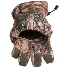 Hot Shot Quick Draw Muff Shooting Glove - Insulated - Realtree Camo Gloves - NEW