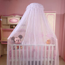 Baby Boy Girl Crib Mosquito Net with/without stand Toddler Bed Canopy
