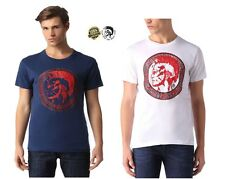 New Diesel Men's T-Shirt SO14-T-LONDON TShirt Available in 2 Colors&Sizes RRP£65