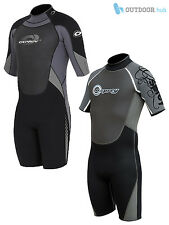 Mens OSX Osprey Shorty Wetsuit 3mm Adult Wet Suit Surf Swim Kayak
