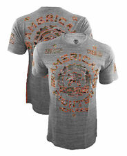 Authentic Affliction American Fighter Maryland Camo Triblend T-Shirt MMA UFC