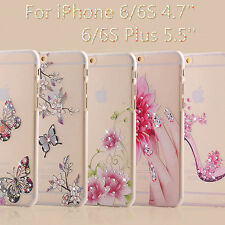 Amazing Pattern TPU Skin Soft Case Cover For Apple iPhone 6 6S 4.7'' Plus 5.5''