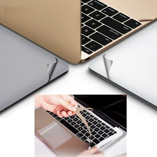 3M Sticker Skin Cover Palm Rest Protector for Apple MacBook Air Pro Touch Bar ID