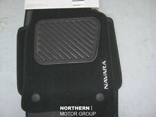 Nissan Navara D40 GENUINE Carpet Floor Mats Part# NIG4900-5X050AU