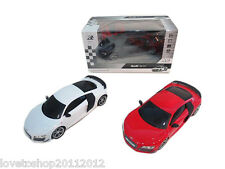 AUDI R8 GT Radio Remote Control Car Scale 1.18RC – Multiple Colours