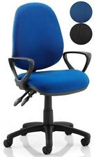 Luna 2 Lever Operator Chair with Loop Arms