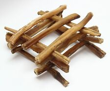 **1 Unit** forPups All Natural 6 Inch Bully Sticks **USDA & FDA Approved**
