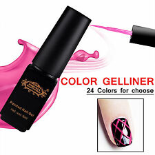 1x Perfect Summer UV GEL Polish Nail Art Liner Drawing Painting Pen Design Strip