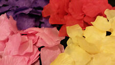 100 Pieces Silk Rose Flower Petals Wedding Party Table Confetti Decorations