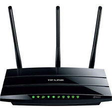 TP-LINK TD-W8980 Simultaneous Dual-Band ADSL2+ Wireless-N Router (600Mbps)