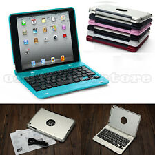 New Foldable Wireless Bluetooth Keyboard Case Cover Stand For iPad Mini 1 2 3 4