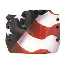 SIG, Red White and Blue, OWB Color Kydex Gun Holsters