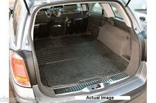Vauxhall Astra Estate rubber boot mat liner options & bumper protector