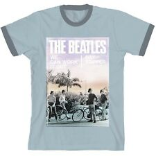 Beatles Day Tripper Ringer Men's T-Shirt