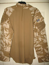 British Army Issue, Desert, UBAC, Under Body Armour Combat Shirt, NEW