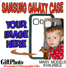 Samsung Phone Case Personalised A3 S3 S4 S5 S6 S7 J1 J3 J5 J7 Core Plus Note Ace