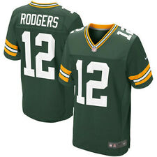 Green Bay Packers #12 Aaron Rodgers Nike Sewn JERSEY NWT GRN M/L/XL/2XL