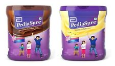Abbott Pediasure Vanilla Chocolate Kesar Badam Health Drink Nutrition