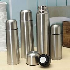 350/500/750/1000ml Stainless Steel Vacuum Thermos Bullet Flask Cup Hot & Cold