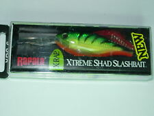 RAPALA XRAP SHAD XRS6 FISHING LURES 5/16oz / 9g VARIOUS COLOURS