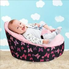 Newborn Babies Kids Toddler Baby Bean Bags Seat Chair Sofa Bed Furniture